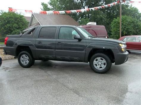 old car manuals online 2004 chevrolet avalanche 1500 on board diagnostic system service manual old car owners manuals 2004 chevrolet avalanche 1500 parental controls