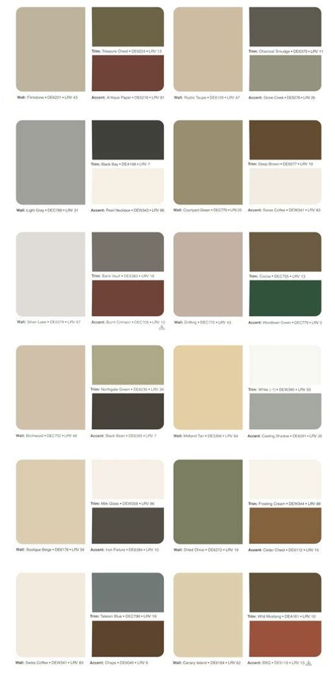 exterior paint color combinations dunn edwards exterior color combinations brown hairs