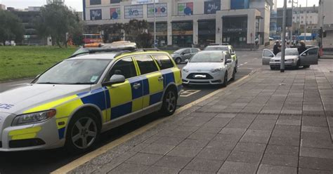 plymouth herald contact city centre driver found with four figure sum of and