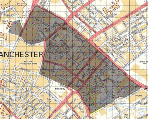 map of quarters 31 simple manchester quarters map bnhspine