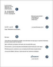Exemple De Présentation D Une Lettre Administrative La Pr 233 Sentation D Une Lettre