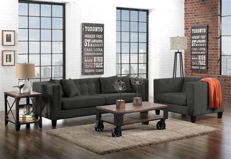 leons couches canada astin sofa dark grey leon s