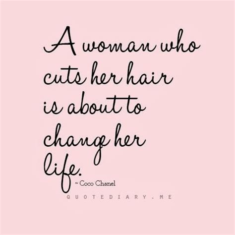 coco chanel hair styles coco chanel quotes on hair quotesgram