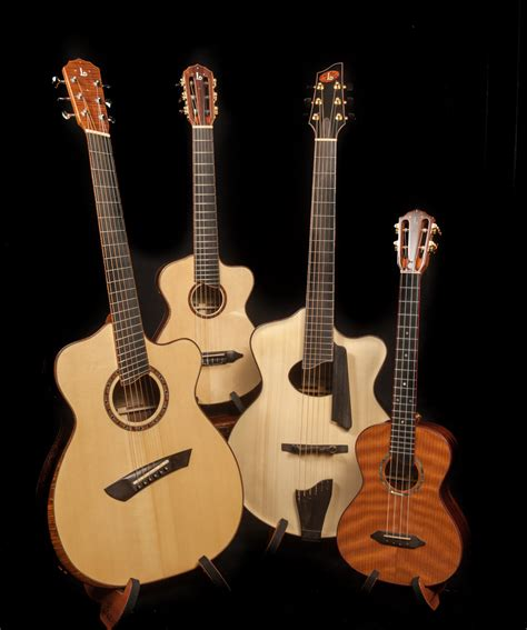 Best Handmade Guitars - best custom guitars and ukuleles lichty guitars