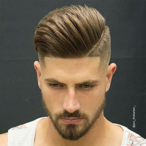40s pompadour mens hairstyles 40 new hairstyles for men and boys atoz