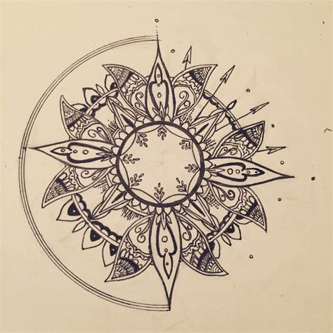sun mandala by raven 006 on deviantart