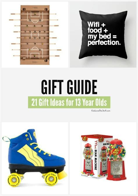 holiday gift guide for 14 year olds awesome birthday presents for 13 year olds 14 best gift guides for images on