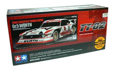 Astaxantin Rc 10 5 Gr tamiya ep rc car 1 10 ford zakspeed turbo gr 5 wurth tt02 4wd esc 58578 ebay