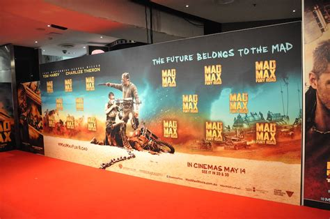 Or Event Cinemas Sydney Cast And Crew Premiere Mad Max Fury Road