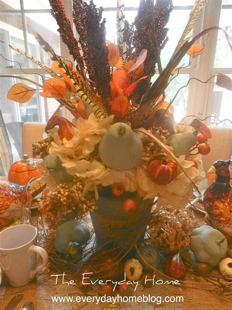 fall centerpieces with feathers hometalk 25 fall centerpiece ideas the everyday