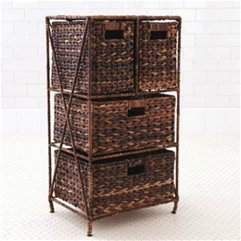 Seagrass Drawers by Seagrass 4 Drawer Tower Gift Ideas
