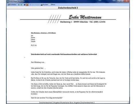 Deutscher Briefvorlage brief vorlagen