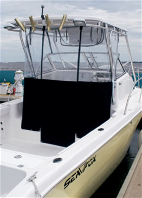 sea fox boats reputation t top curtains recommendations the hull truth
