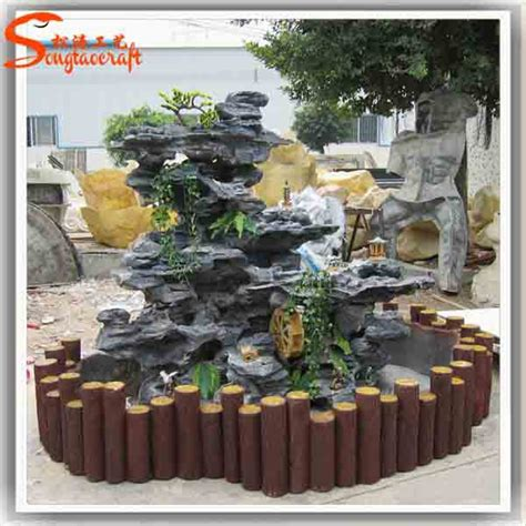 decorative waterfalls for home home waterfall fountains decorative glass indoor fountain