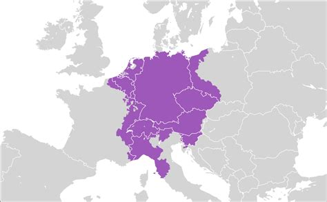 the holy roman empire list of states in the holy roman empire wikipedia