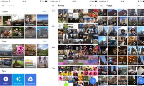 imagenes guardadas en google probamos google fotos esto es lo que hace con la calidad