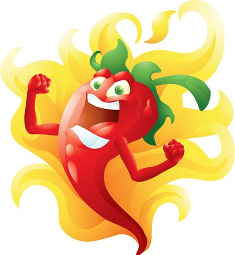 funny hot pepper images cartoon pepper images reverse search
