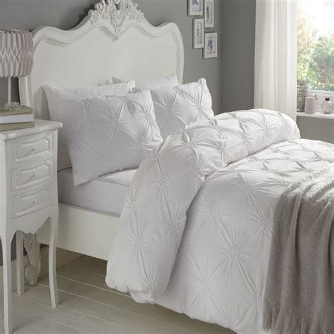 Bedcover Set Single Motif Abstrak Uk 120 X 200 Cm elissa embroidered white 100 cotton duvet cover set tonys textiles