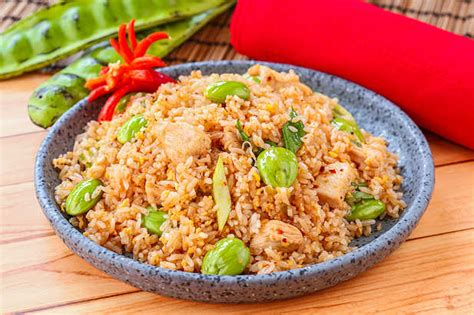 membuat seblak dari kobe nasi goreng nasi goreng pete resep dari dapur kobe