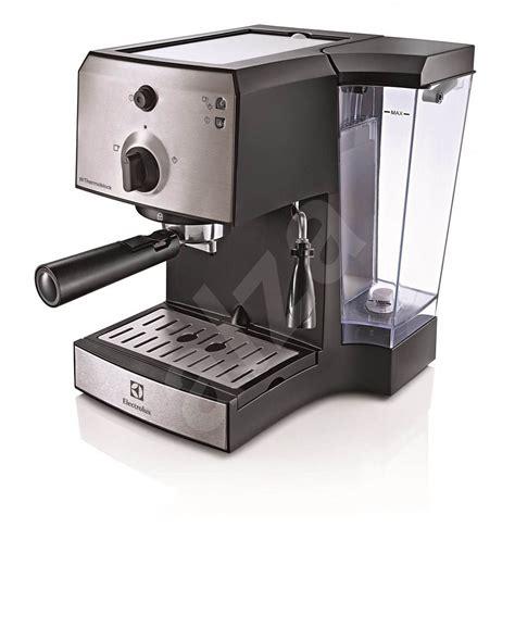 Prexo Espresso Maker electrolux easy presso eea111 lever coffee machine alzashop