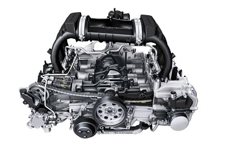 porsche engine details on porsche s four cylinder boxer 360 hp