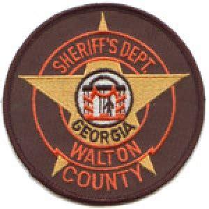 Walton County Ga Warrant Search Sheriff Charles Sorrells Walton County Sheriff S Office