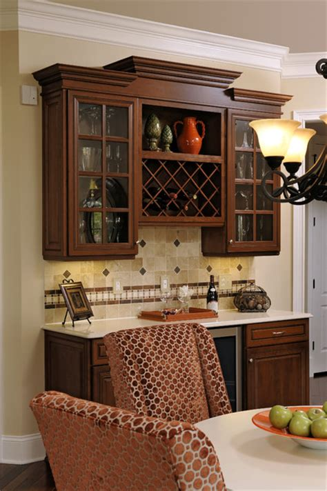 Master Bedroom Ideas Traditional tietjen wine bar traditional kitchen dc metro by