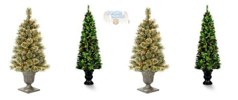 home depot christmas trees on sale home depot canada 75 martha stewart pre lit trees expired
