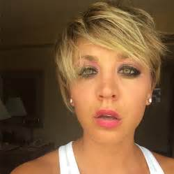 kaley cuoco why did she cut hair kaley cuoco why she cut her hair newhairstylesformen2014 com