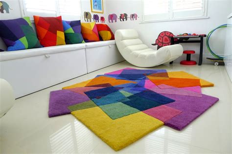 Playroom Area Rugs After Matisse Contemporary Modern Area Rugs By Sonya Winner