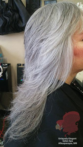 haircuts and more abq feathered razor haircut by hair stylist andrea montoya
