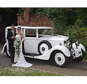 Cars Showroom Wedding Classic