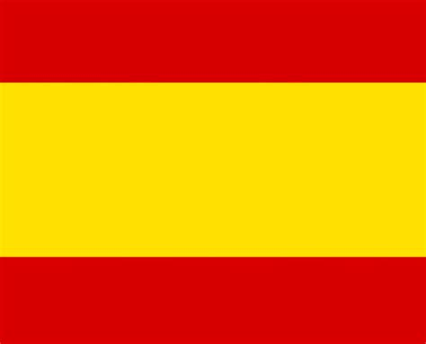 printable spanish flag bunting bbc coventry and warwickshire entertainment get your