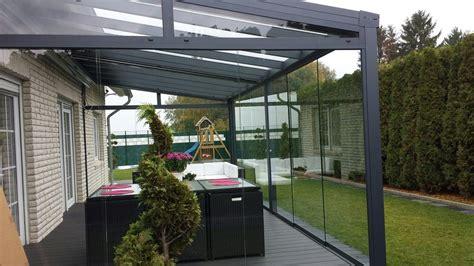 terrassendach alu und glas wintergarten aus holz und glas bvrao