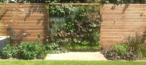 Western Red Cedar Cladding Slatted Screen Fences Garden Cladding For Garden Walls