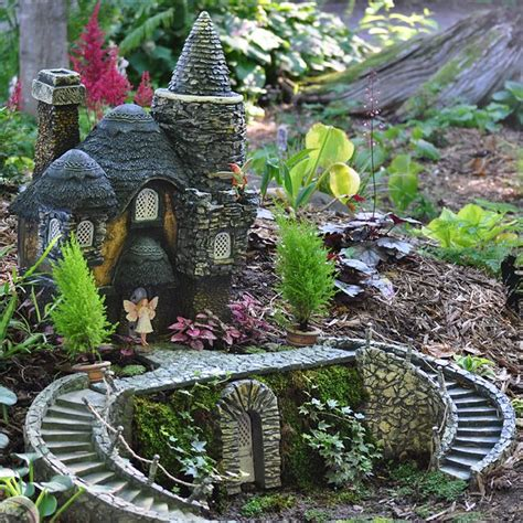 miniature gardening com cottages c 2 miniature gardening com cottages c 2 fairy castle your fairy gardens project photos pinterest