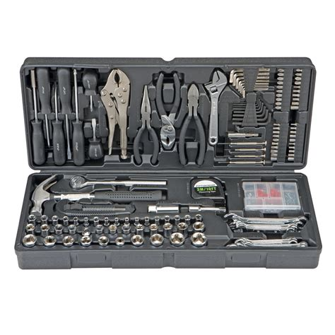 recommend a starter tool set for home and auto