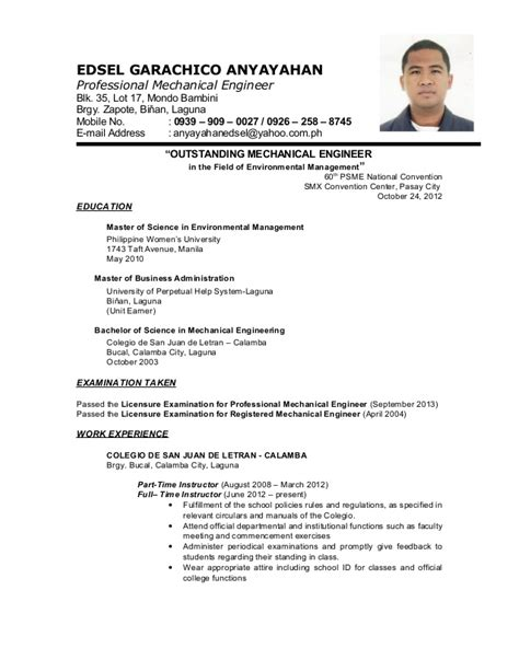 sle resume for volunteer nurses in the philippines edsel resume