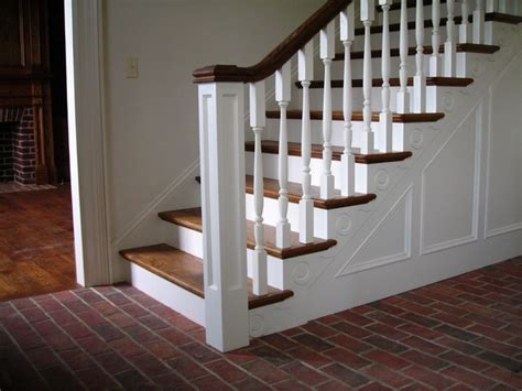 Tiles For Stairs Design Inglenook Tile Design Traditional Staircase Philadelphia By Inglenook Tile Design
