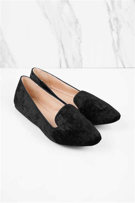 so flats shoes black flats black flats velvet flats 23 00