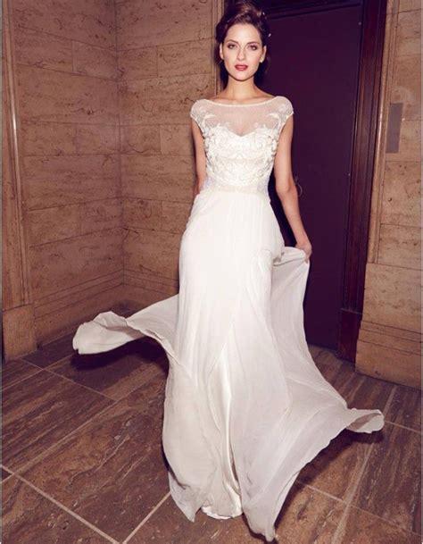 Robe De Mariée Simple Dentelle Dos - robe de mari 233 e dentelle fluide 30 robes de mari 233 e en