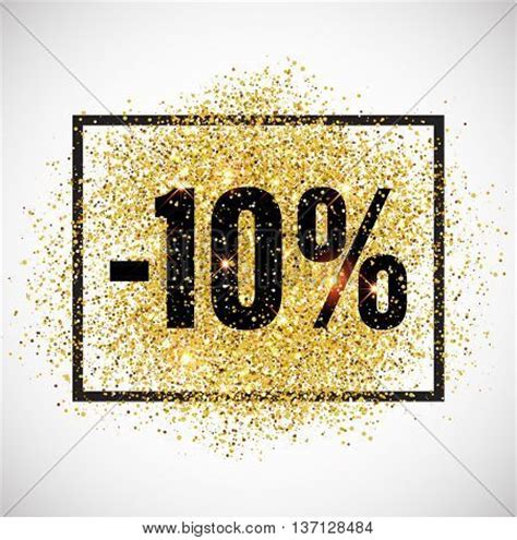 10 Percent Off Discount Promotion Vector Photo Bigstock 10 Percent Coupon Template