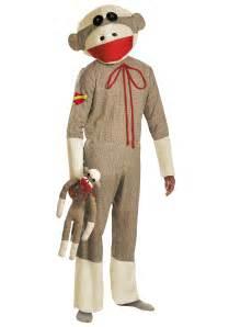 halloween costumes monkey sock monkey costume
