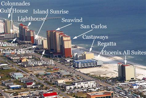Tropical House Plans by Gulf Shores Condos For Sale Aerial Image Search