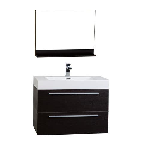 31 5 inch wall mount contemporary bathroom vanity mirror