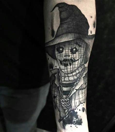 fotos de tatuagem de espantalho fotos de tatuagens