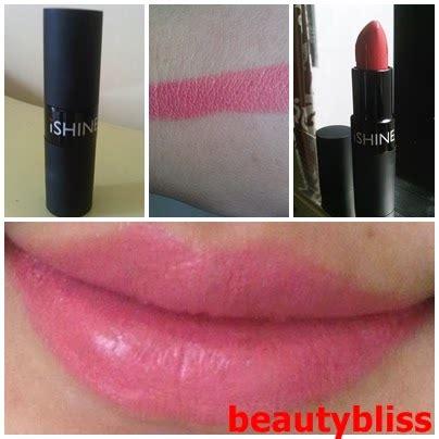 Lipstik Ishine ishine moisturizing lipstick 08 bliss