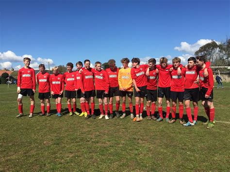 brading town football club established in 1871 on the brading under 14 s take league win island echo 24hr
