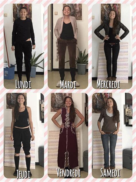 garde robe genre comment je m habille sans acheter de v 234 tements le corps