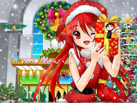 255 best christmas anime images on pinterest anime girls